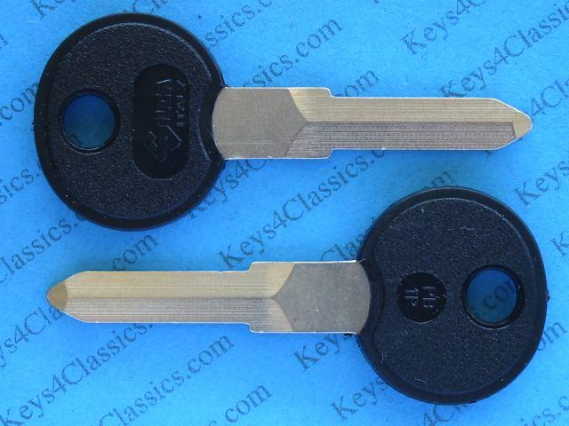Key #069 black-head
