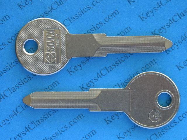 Key #445 all-metal